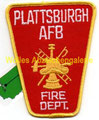 Plattsburgh AFB Fire Dept.