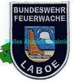 Munitionsdepot Laboe, Bundeswehrfeuerwehr