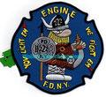 """FDNY Engine 222 """"You light 'em, we fight 'em"""""""