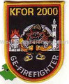 KFOR 2000 Bundeswehrfeuerwehr