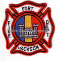 Fort Jackson Fire Dept.
