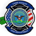 Camp Navajo Fire Dept., Arizona Army National Guard