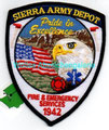 Sierra Army Depot Fire & Emergency Services