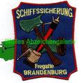 Schiffssicherung Fregatte Brandenburg