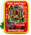 BWI Airport Fire Rescue Department, 2017