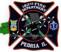 182nd Fire Department Peoria, IL