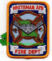 Whiteman AFB Fire Dept.
