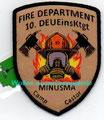 10. DEUEinsKtgt Camp Castor MINUSMA Fire Dept.