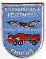 Fliegerhorst Erding Feuerwehr