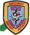 Montgomery Airport, Police, ARFF