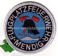 Flugplatzfeuerwehr Mendig, 2007 geschlossen