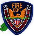 Naval Communication Station Cheltenham MD Fire Dept., closed mid 90s