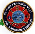 US Army Kwajalein Atoll F&ES