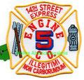 "FDNY Engine 5 ""14th Street Express"""