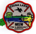 China Lake NRSW Fire & Emergency Services