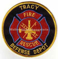 Tracy Defense Depot Fire Rescue