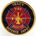 Tracy Defense Depot Fire Rescue