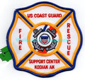 USCG Support Center Kodiak Fire Rescue