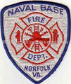 Naval Base Norfolk Fire Dept.