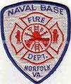 Naval Base Norfolk Fire Dept.