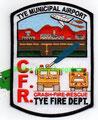 Tye Municipal Airport CFR