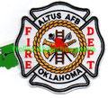 Altus AFB Fire Dept.