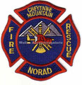 NORAD Cheyenne Mountain Fire Rescue