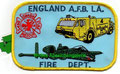 England AFB Fire dept.
