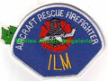 Wilmington Airport ILM Aircraft Rescue Firefighter