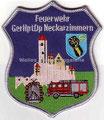 Feuerwehr Gerätehauptdepot Neckarzimmern