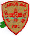 Cannon AFB CFR