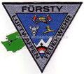 Luftwaffenfeuerwehr Fürsty, Fliegerhorst Fürstenfeldbruck, Prototyp/Entwurf nie getragen