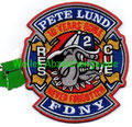 Rescue 2, Pete Lund, 10 Years Gone