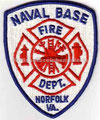 Norfolk Naval Base Fire Dept.