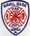 Norfolk Naval Base Fire Dept.