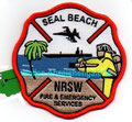 Seal Beach, Navy Region Southwest F & ES