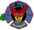 """FDNY Engine 47 """"The Pride of Morningside"""""""