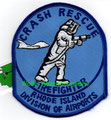 Rhode Island Division of Airports, Crash Rescue Firefighter