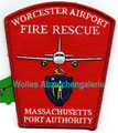 Worcester Airport Fire Rescue