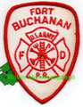 Fort Buchanan Puerto Rico US Army FD