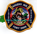 """FDNY Engine 255 """"Jolly Rodgers"""""""