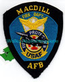 MacDill AFB USAF Fire Protection