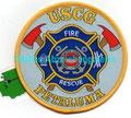 USCG Petaluma FD