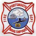 Portsmouth Naval Shipyard FD