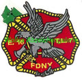 FDNY Engine 16 Tower ladder 7