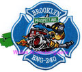 """FDNY Engine 240 """"Prospect Ave"""""""
