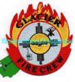 Glacier Fire Crew, Melrose Air Force Range