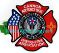 Cannon AFB, Firefighters Association