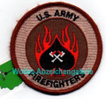 US Army Firefighters