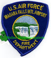 Niagara Falls Int'l Airport USAF Fire Department